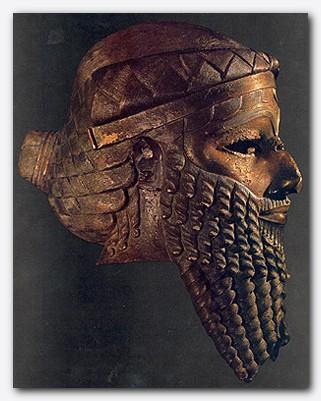 Slika 2 - Kip akadskega kralja Sargona I.