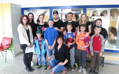 Obisk osnovnošolcev iz Radovljice