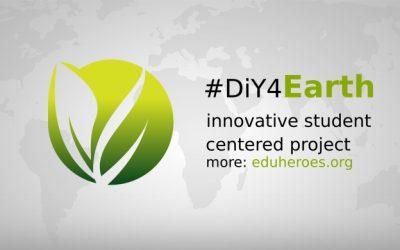 Projekt Do It Yourself 4 Earth – #DiY4earth
