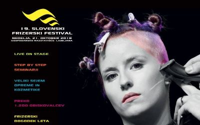 19. slovenski frizerski festival